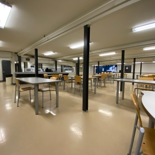 Lower Level Cafeteria