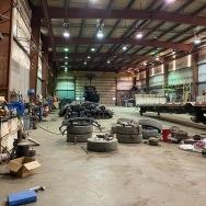 9,912 sq ft warehouse